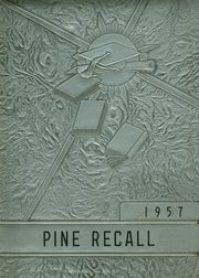 1957 Edition, Pine Township High School - Recall Yearbook (Heilwood, PA)