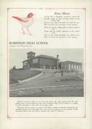 Page 6, 1940 Edition, Robinson Township High School - Robin Yearbook (McKees Rocks, PA) online yearbook collection