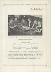 Page 7, 1940 Edition, Robinson Township High School - Robin Yearbook (McKees Rocks, PA) online yearbook collection