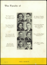 Page 12, 1941 Edition, Robinson Township High School - Robin Yearbook (McKees Rocks, PA) online yearbook collection