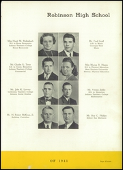 Page 13, 1941 Edition, Robinson Township High School - Robin Yearbook (McKees Rocks, PA) online yearbook collection
