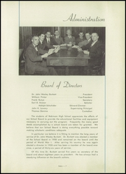 Page 13, 1946 Edition, Robinson Township High School - Robin Yearbook (McKees Rocks, PA) online yearbook collection