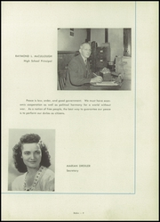 Page 15, 1946 Edition, Robinson Township High School - Robin Yearbook (McKees Rocks, PA) online yearbook collection