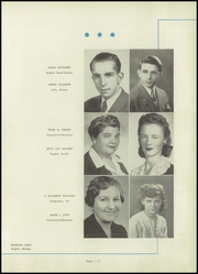 Page 17, 1946 Edition, Robinson Township High School - Robin Yearbook (McKees Rocks, PA) online yearbook collection