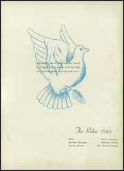 Page 7, 1946 Edition, Robinson Township High School - Robin Yearbook (McKees Rocks, PA) online yearbook collection