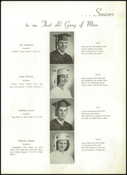 Page 11, 1950 Edition, Robinson Township High School - Robin Yearbook (McKees Rocks, PA) online yearbook collection