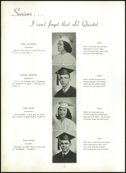 Page 12, 1950 Edition, Robinson Township High School - Robin Yearbook (McKees Rocks, PA) online yearbook collection