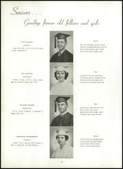 Page 14, 1950 Edition, Robinson Township High School - Robin Yearbook (McKees Rocks, PA) online yearbook collection