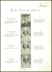 Page 17, 1950 Edition, Robinson Township High School - Robin Yearbook (McKees Rocks, PA) online yearbook collection