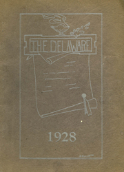 1928 Edition, Matamoras High School - Delaware Yearbook (Matamoras, PA)