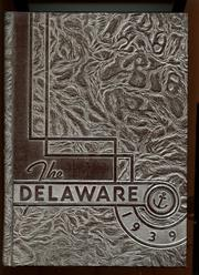 1939 Edition, Matamoras High School - Delaware Yearbook (Matamoras, PA)
