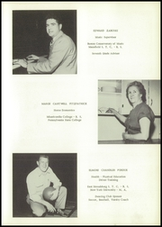 Page 15, 1955 Edition, Matamoras High School - Delaware Yearbook (Matamoras, PA) online yearbook collection
