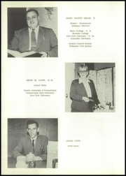 Page 16, 1955 Edition, Matamoras High School - Delaware Yearbook (Matamoras, PA) online yearbook collection