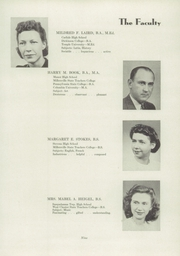 Page 13, 1945 Edition, East Lampeter High School - El Dorado Yearbook (Lancaster, PA) online yearbook collection