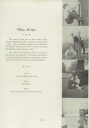 Page 17, 1945 Edition, East Lampeter High School - El Dorado Yearbook (Lancaster, PA) online yearbook collection