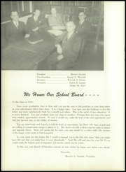 Page 10, 1952 Edition, East Lampeter High School - El Dorado Yearbook (Lancaster, PA) online yearbook collection