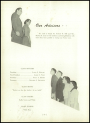 Page 16, 1952 Edition, East Lampeter High School - El Dorado Yearbook (Lancaster, PA) online yearbook collection