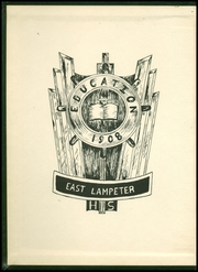 Page 2, 1952 Edition, East Lampeter High School - El Dorado Yearbook (Lancaster, PA) online yearbook collection