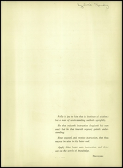 Page 3, 1952 Edition, East Lampeter High School - El Dorado Yearbook (Lancaster, PA) online yearbook collection
