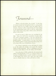 Page 8, 1952 Edition, East Lampeter High School - El Dorado Yearbook (Lancaster, PA) online yearbook collection
