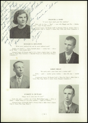 Page 16, 1953 Edition, East Lampeter High School - El Dorado Yearbook (Lancaster, PA) online yearbook collection