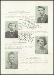 Page 17, 1953 Edition, East Lampeter High School - El Dorado Yearbook (Lancaster, PA) online yearbook collection