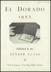 Page 3, 1953 Edition, East Lampeter High School - El Dorado Yearbook (Lancaster, PA) online yearbook collection