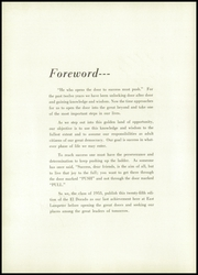 Page 6, 1953 Edition, East Lampeter High School - El Dorado Yearbook (Lancaster, PA) online yearbook collection