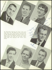 Page 11, 1957 Edition, East Lampeter High School - El Dorado Yearbook (Lancaster, PA) online yearbook collection