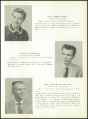 Page 15, 1957 Edition, East Lampeter High School - El Dorado Yearbook (Lancaster, PA) online yearbook collection