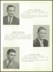 Page 17, 1957 Edition, East Lampeter High School - El Dorado Yearbook (Lancaster, PA) online yearbook collection