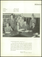 Page 8, 1957 Edition, East Lampeter High School - El Dorado Yearbook (Lancaster, PA) online yearbook collection