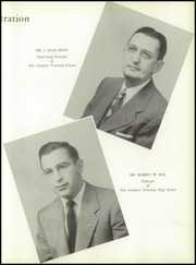 Page 9, 1957 Edition, East Lampeter High School - El Dorado Yearbook (Lancaster, PA) online yearbook collection