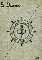 1958 Edition, East Lampeter High School - El Dorado Yearbook (Lancaster, PA)