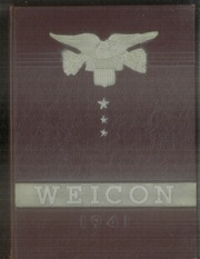 1941 Edition, Womelsdorf High School - Weicon Yearbook (Womelsdorf, PA)
