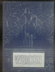1942 Edition, Womelsdorf High School - Weicon Yearbook (Womelsdorf, PA)