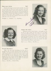 Page 15, 1946 Edition, Womelsdorf High School - Weicon Yearbook (Womelsdorf, PA) online yearbook collection