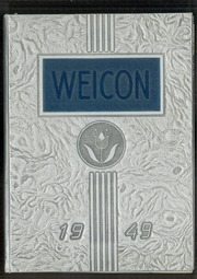 1949 Edition, Womelsdorf High School - Weicon Yearbook (Womelsdorf, PA)