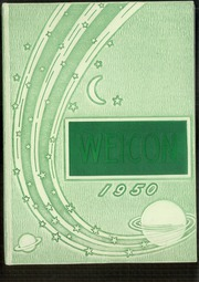 1950 Edition, Womelsdorf High School - Weicon Yearbook (Womelsdorf, PA)