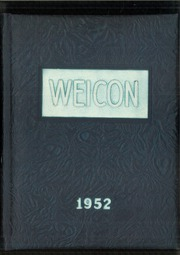 1952 Edition, Womelsdorf High School - Weicon Yearbook (Womelsdorf, PA)