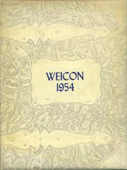 1954 Edition, Womelsdorf High School - Weicon Yearbook (Womelsdorf, PA)