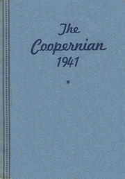 1941 Edition, Cooper Township High School - Coopernian Yearbook (Winburne, PA)