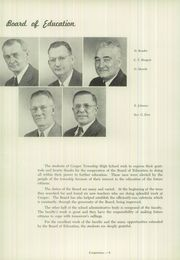 Page 10, 1948 Edition, Cooper Township High School - Coopernian Yearbook (Winburne, PA) online yearbook collection