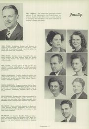 Page 11, 1948 Edition, Cooper Township High School - Coopernian Yearbook (Winburne, PA) online yearbook collection