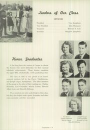 Page 12, 1948 Edition, Cooper Township High School - Coopernian Yearbook (Winburne, PA) online yearbook collection