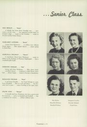 Page 15, 1948 Edition, Cooper Township High School - Coopernian Yearbook (Winburne, PA) online yearbook collection