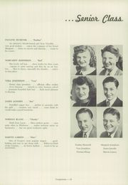 Page 17, 1948 Edition, Cooper Township High School - Coopernian Yearbook (Winburne, PA) online yearbook collection