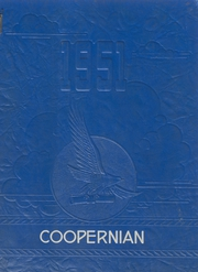 1951 Edition, Cooper Township High School - Coopernian Yearbook (Winburne, PA)