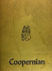 1958 Edition, Cooper Township High School - Coopernian Yearbook (Winburne, PA)