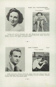 Page 14, 1949 Edition, Upper Leacock High School - Leolette Yearbook (Leola, PA) online yearbook collection